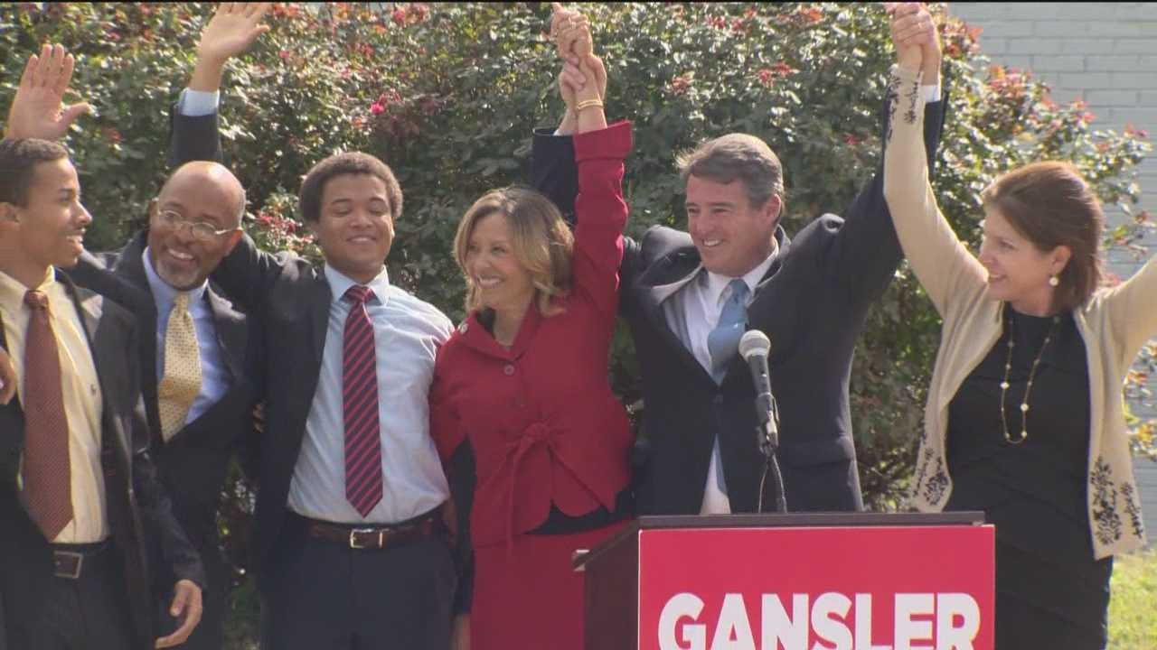 Maryland Attorney General Doug Gansler announced early Monday that he has chosen Prince George's County Delegate Jolene Ivey as his running mate to help appeal to voters in that county. Meanwhile, Gansler's campaign is in defense mode as state troopers  ccuse him of dangerous backseat driving.