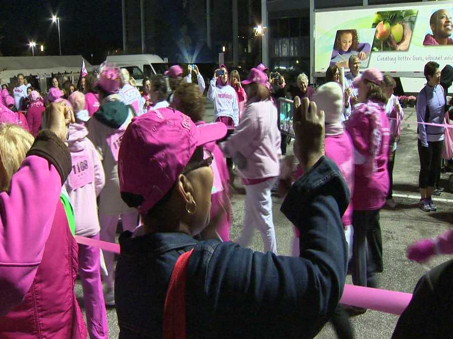 Through events like Sunday's race, the Maryland affiliate of Susan G. Komen for the Cure has invested $35 million in community breast cancer programs.
