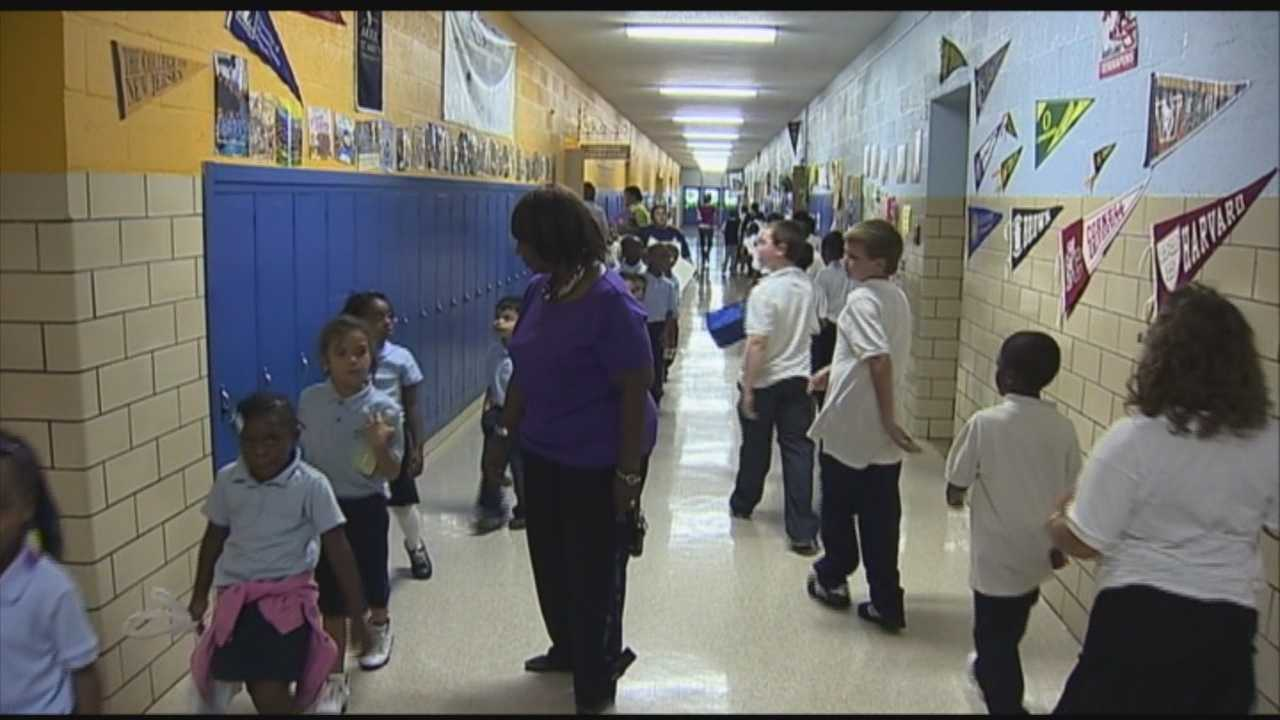 Baltimore City school officials are working to raise money to pay for school uniforms for students in need.
