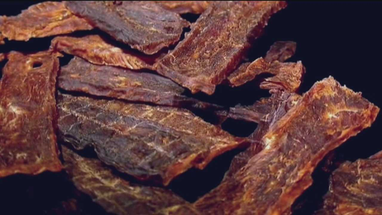 The FDA has issued a new warning about possibly tainted jerky treats that are making some pets violently ill.