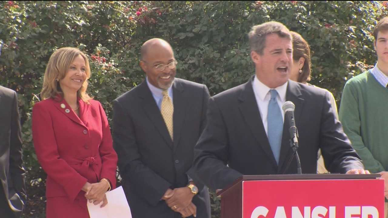 Political commentator Blair Lee says Doug Gansler, a Democrat, is understanding the kind of mudslinging Republicans in Maryland usually go through during a campaign.