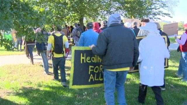 health march