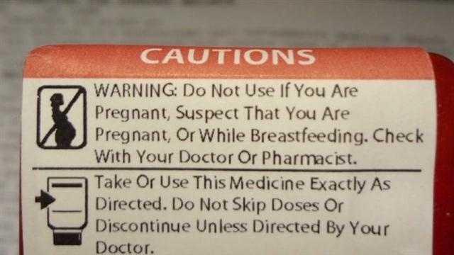 drug allergy symptoms warnings