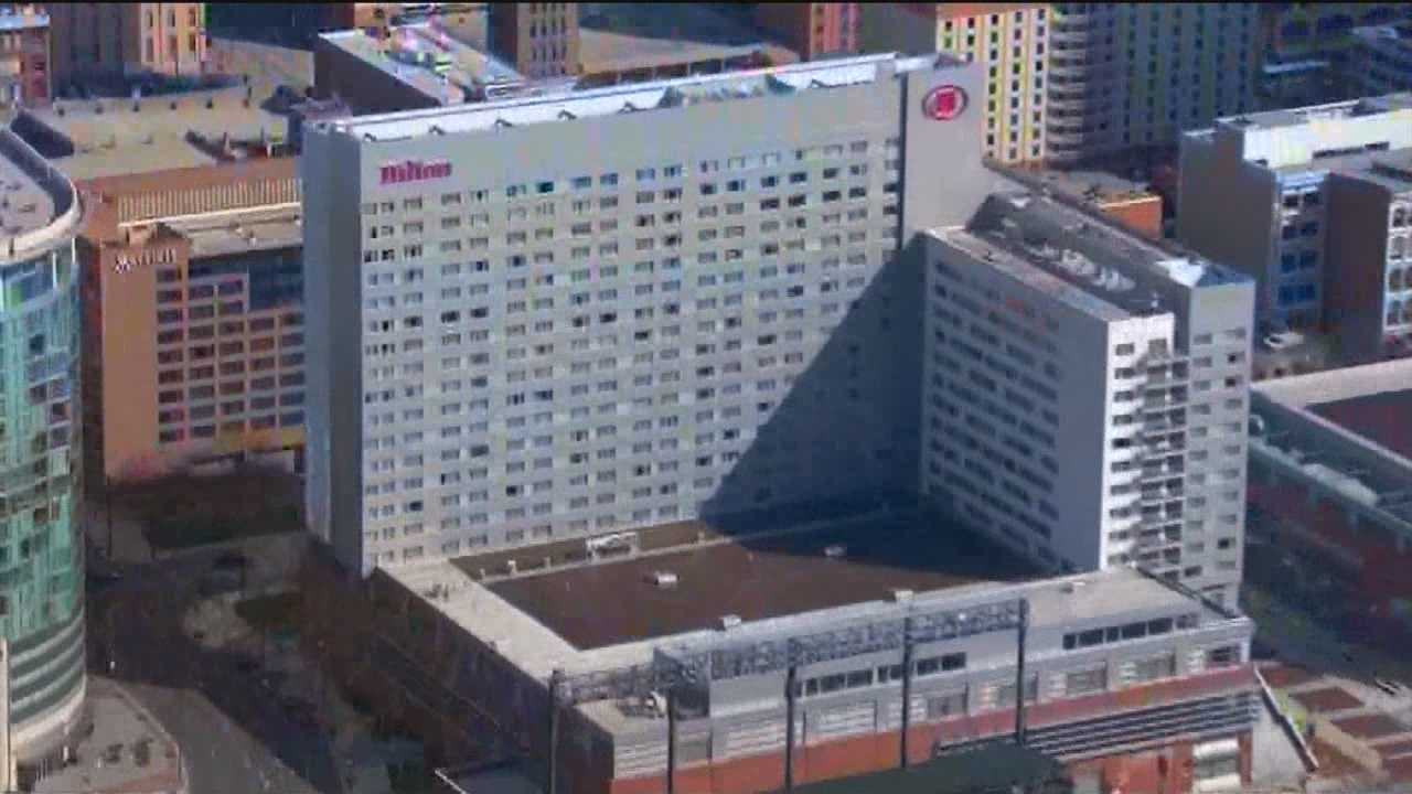 Baltimore City officials say the city-owned Hilton Hotel is not for sale and that they would expect to lose tens of millions of dollars by putting it on the market.