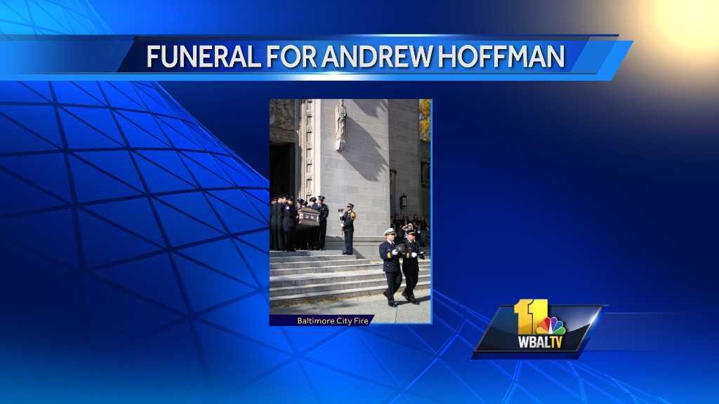 Andrew Hoffman funeral