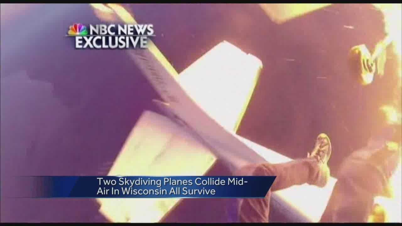 NBC skydiving video img