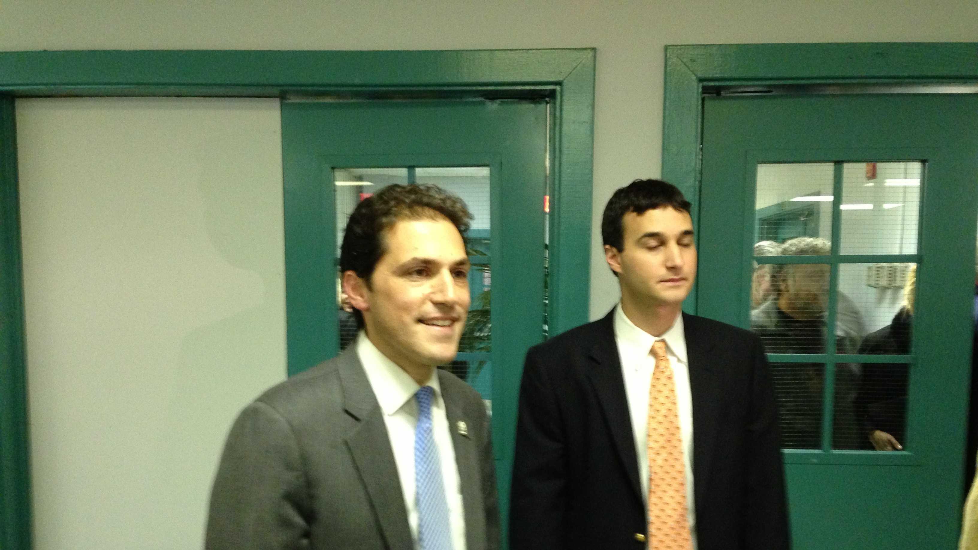 Josh Cohen, Mike Pantelides