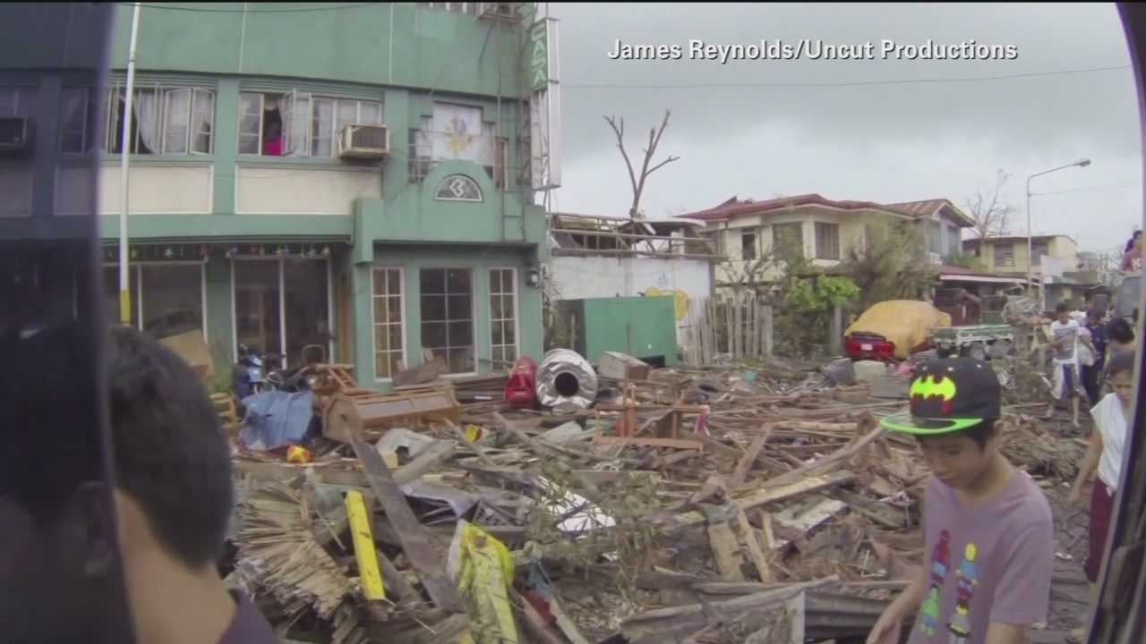 Md. help heads to typhoon-ravaged Philippines