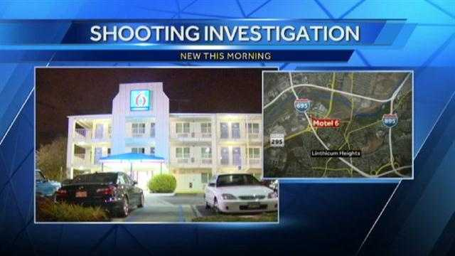 Linthicum shooting