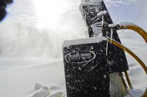 After a weekend of intense snow-making, both resorts have an average snow base of 8 to 26 inches and plan to resume snow-making Tuesday night through Wednesday night, weather permitting.
