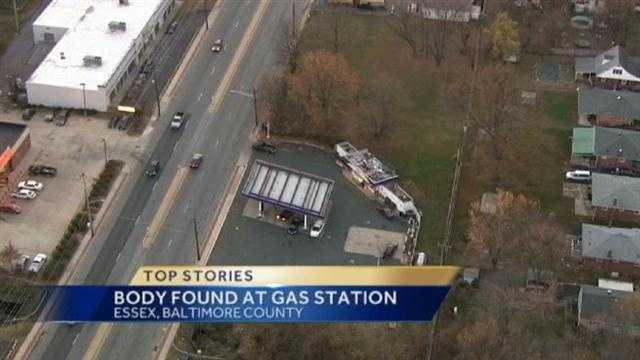 Essex gas station