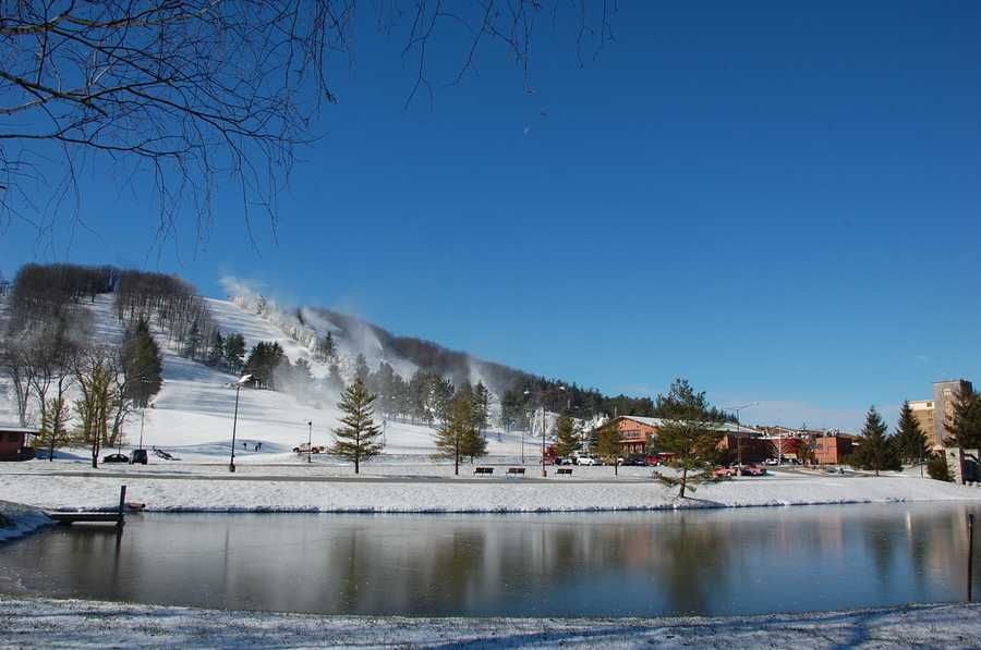 Skiing and snowboarding will be open from 9 a.m. to 5 p.m. Friday through Sunday through Dec. 1. Adult lift tickets are $39 for Friday and $49 per day Saturday and Sunday, junior lift tickets are $39 per day Friday through Sunday.