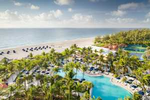 Hotel: Ft. Lauderdale Marriott Harbor Beach Resort & Spa/Fort Lauderdale, FloridaOffer: 30% off regular room ratesValid for Travel: Dec. 5-22, 2013 and Jan. 2-8, 2014Reservations: Book online at www.harborbeachmarriott.com with promo code 16C