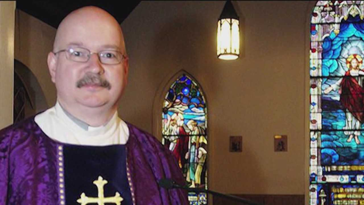 Community mourns loss of priest in Ocean City fire