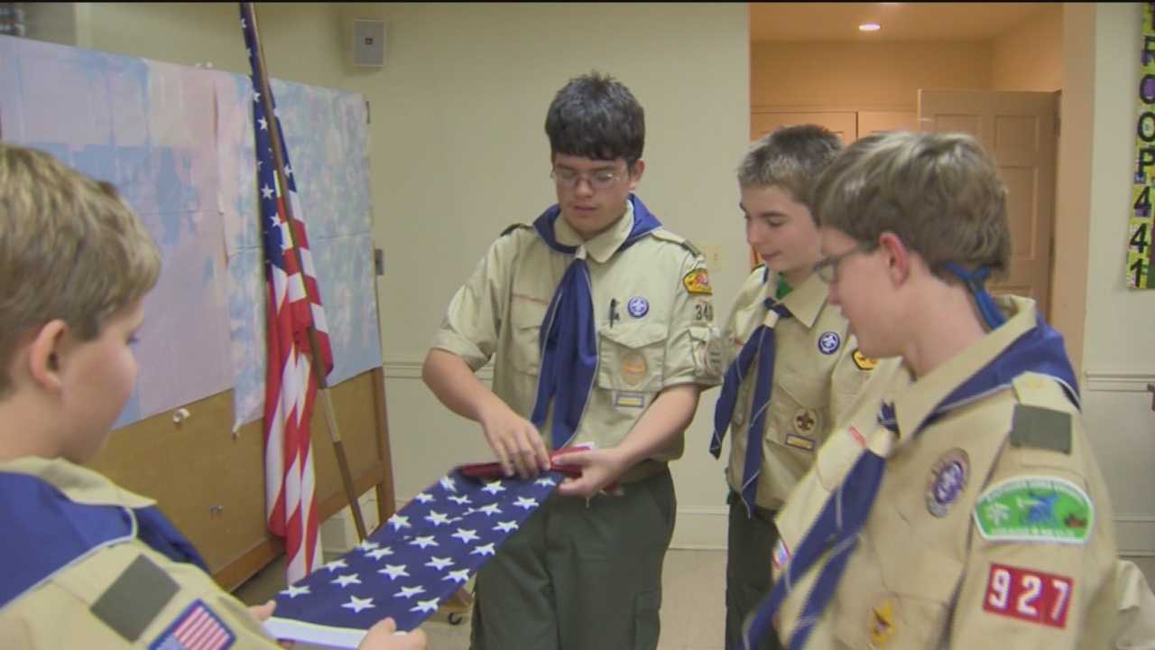 A troop in the Baltimore area is devoted to extending the scouting experience to young men with special needs.