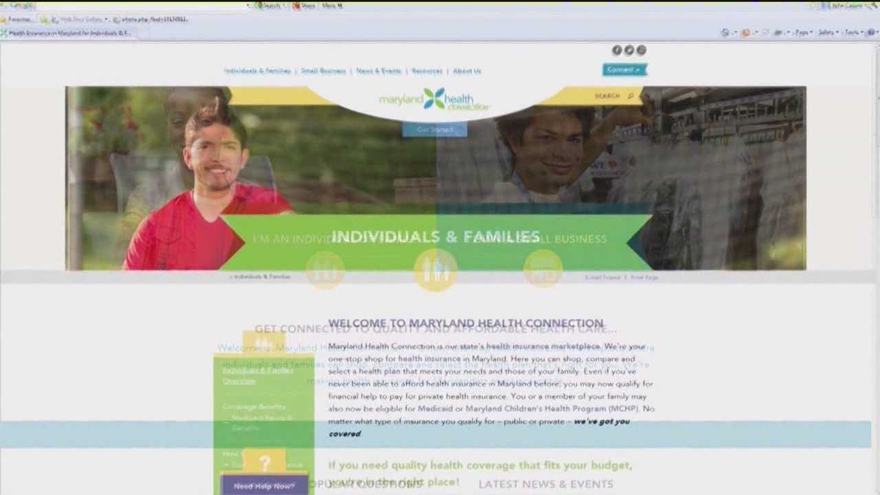 Maryland Health Connection still not quite ready