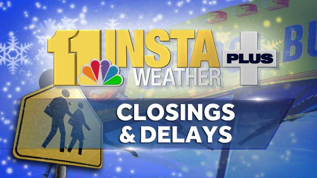 Closings and Delays WBAL
