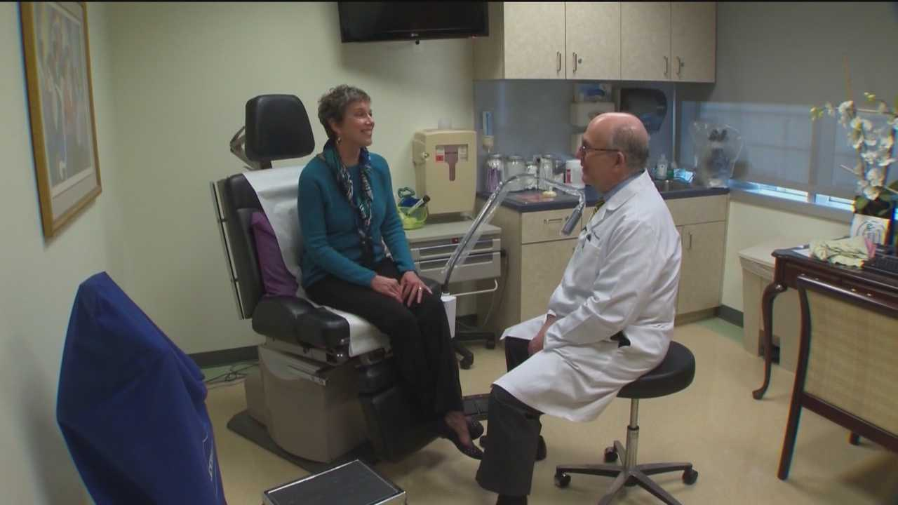 Women may not know that as they get older their chances of developing gynecologic cancers increases, doctors say.