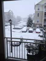 Owings Mills snow Tuesday