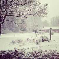 Marriottsville snow Tuesday