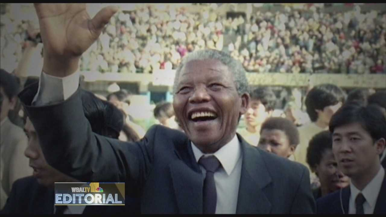 His legacy is indisputable. His role in the world transcends the history books and for a generation of children who have only known a free and equal South Africa, Nelson Mandela is a pop icon.
