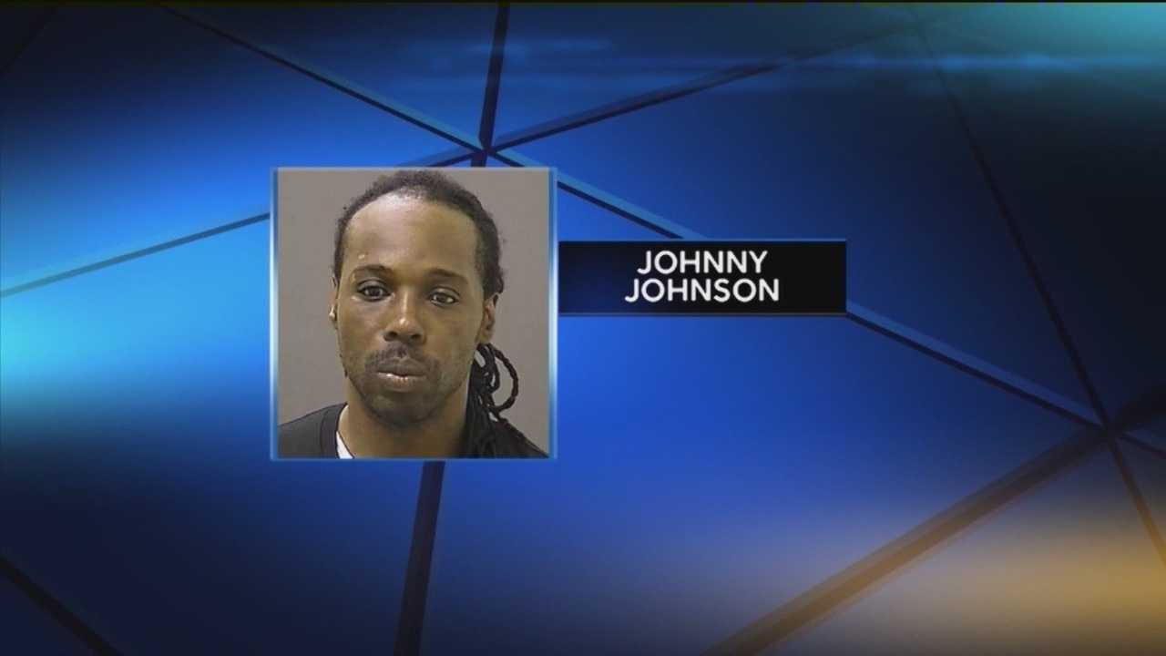 Johnny Johnson, 43, pleaded guilty with hitting and killing a Baltimore City Hall employee with a car while running from police last spring. He was sentenced to 10 years in prison for vehicular manslaughter and one year for possession of heroin.