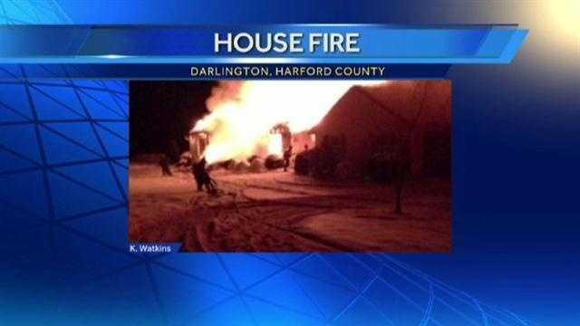 Darlington fire