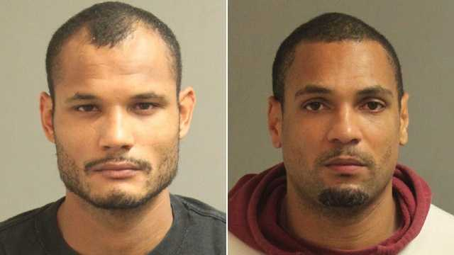 Donald Anthony Harris (left), Dominic Richard Sanchez (right)
