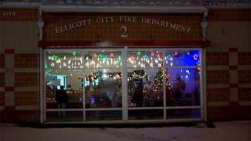 WBAL-TV photographer Tommy Culp takes us to the 2013 Ellicott City Fire Department train garden. Watch the video