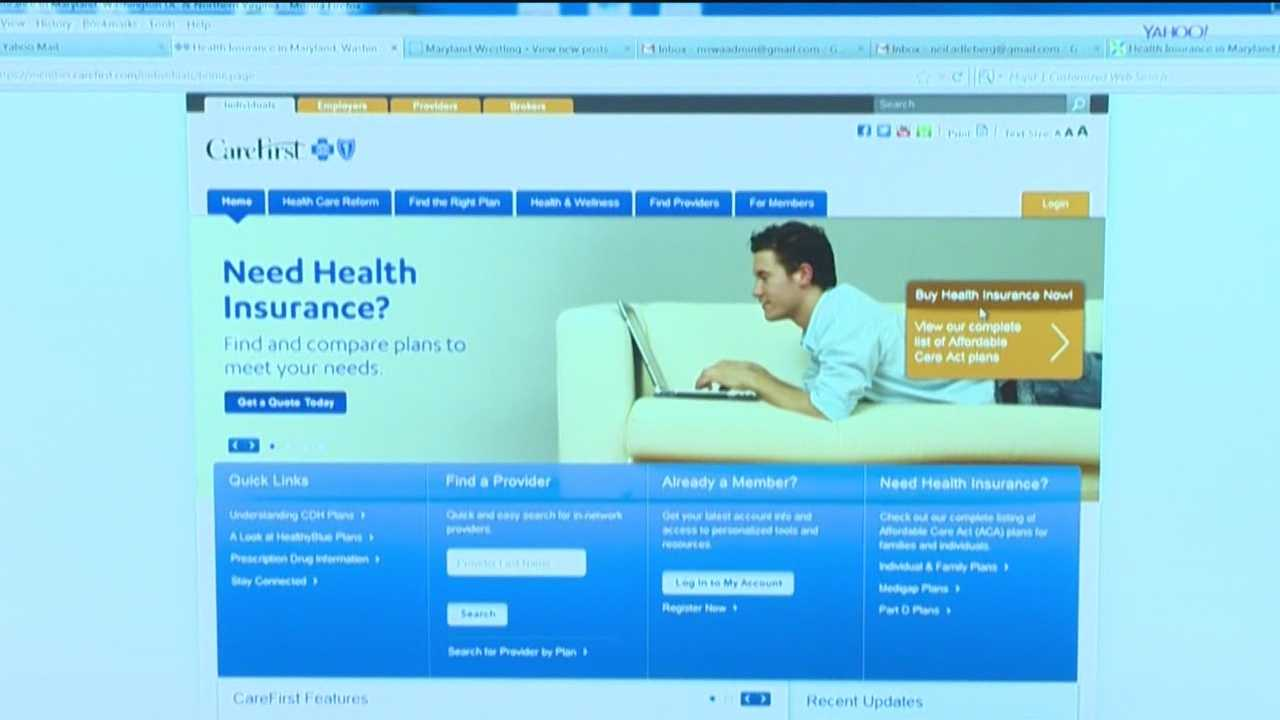 Maryland Health Insurance Exchange officials said the enrollment process through the state's website has gotten better, but do people have the coverage they think they have come Jan. 1?