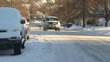 Carroll County snow