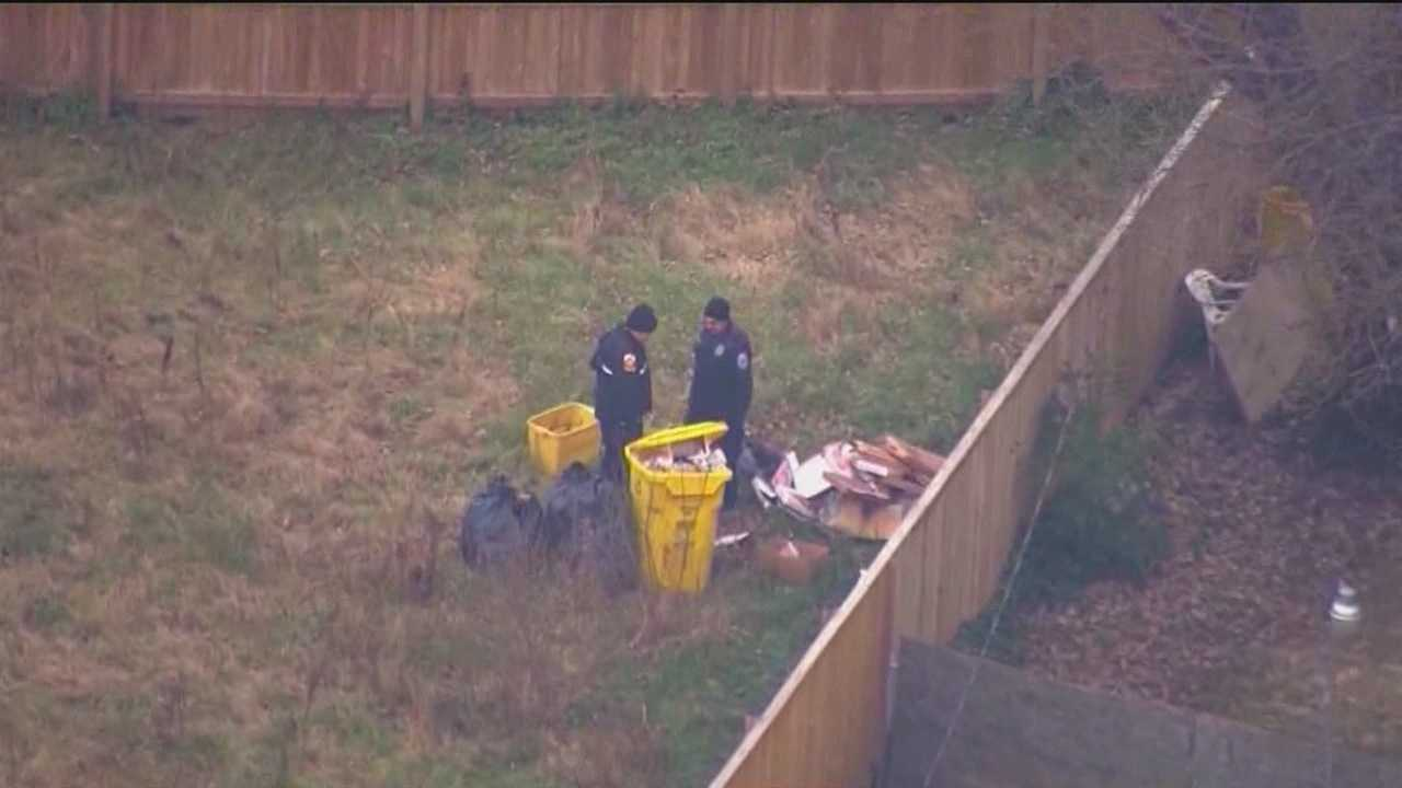 ATF, local authorities investigate explosives found in home