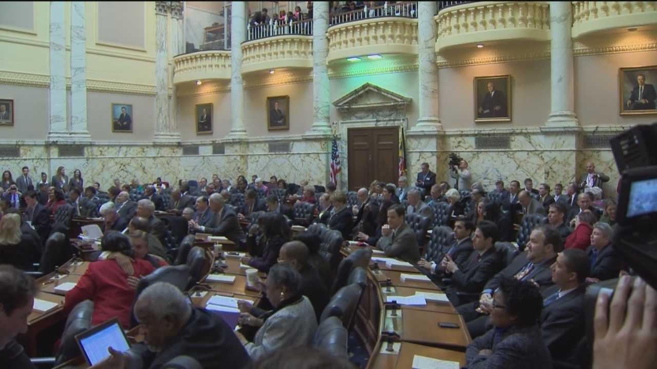 The Maryland General Assembly is back in session, and with the gavel down, the issues are piling up, including raising the minimum wage and a 10 percent tax cut.