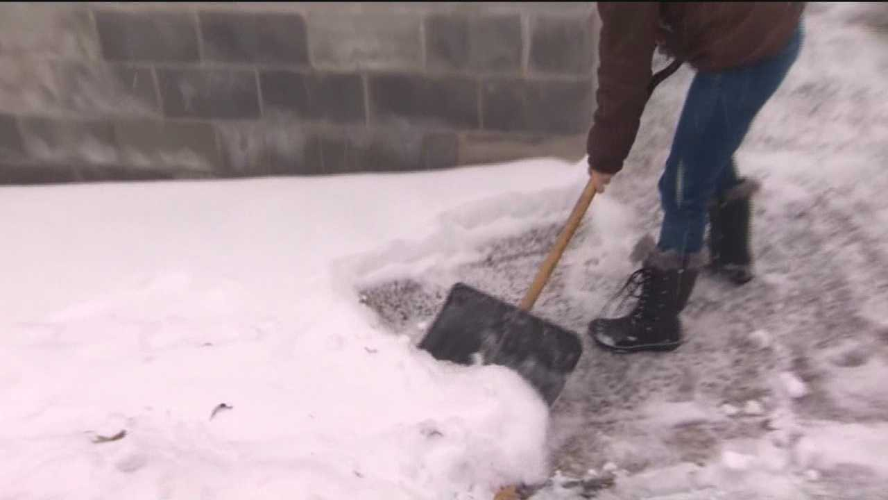 State highway crews prep for messy morning commute