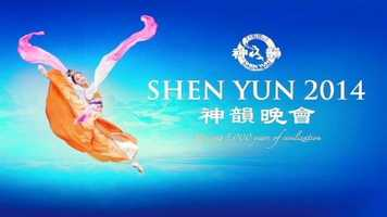 The stage at the Modell Performing Arts Center at the Lyric is coming alive this weekend with the classic Chinese dance called Shen Yun.
