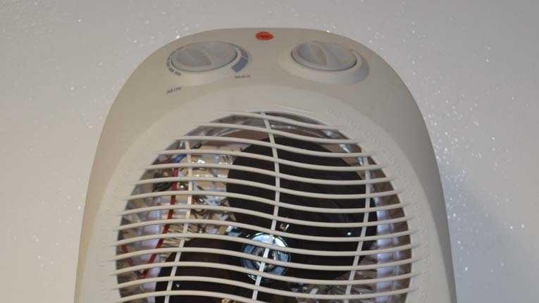 Kenmore fan heater recalled