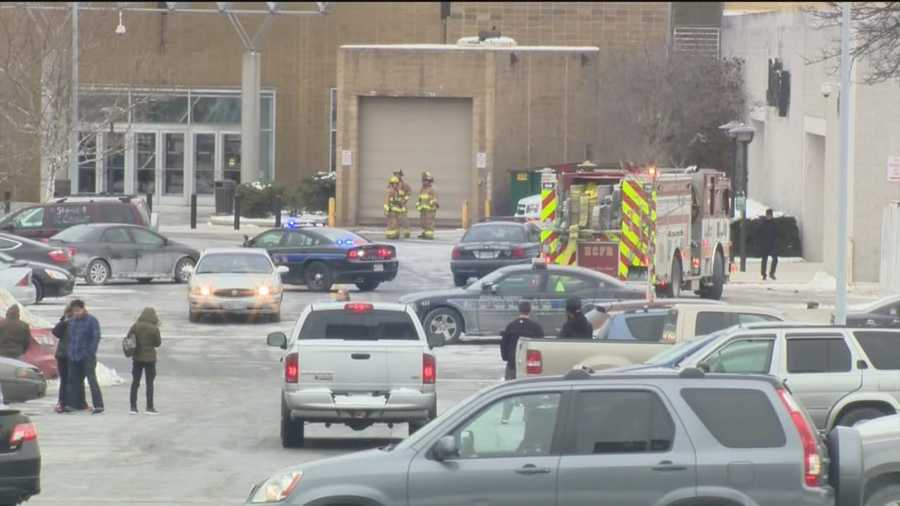 Howard County police said three people were killed and five others were injured when a shooter opened fire in Columbia Mall Saturday morning.