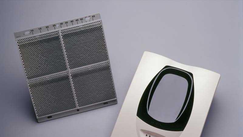System Sensor reflected beam smoke detectors