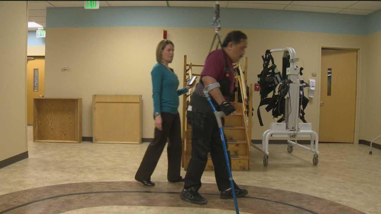 Spinal injury patients receive new hope with Vector System