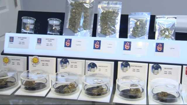 Takoma Wellness Center's medical marijuana