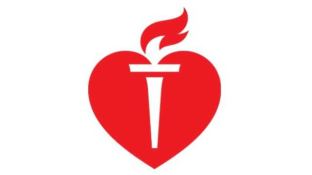 American Heart Association logo (good generic)