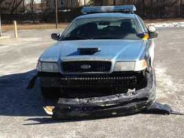 A man faces a slew of charges following a police pursuit in which he dragged an officer to escape an arrest attempted during a traffic stop in Severna Park.Read the full story here.