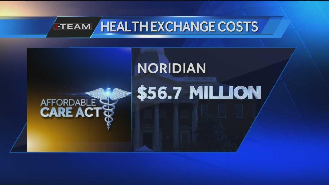 Docs reveal where health care exchange money's going