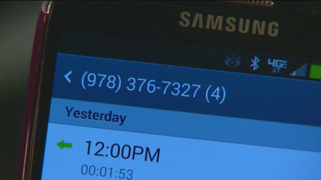 Scammers calling victims, say family is in trouble