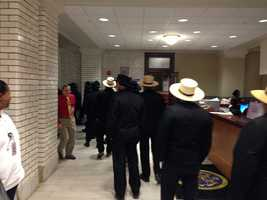 Feb. 6: Amish lobby in Annapolis over midwife issue.