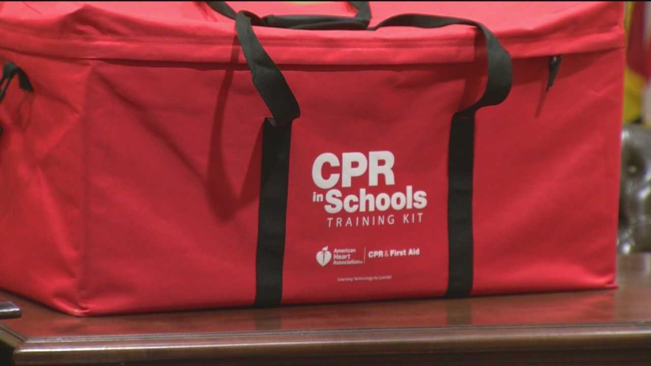 New bill to make CPR mandatory for Md. students