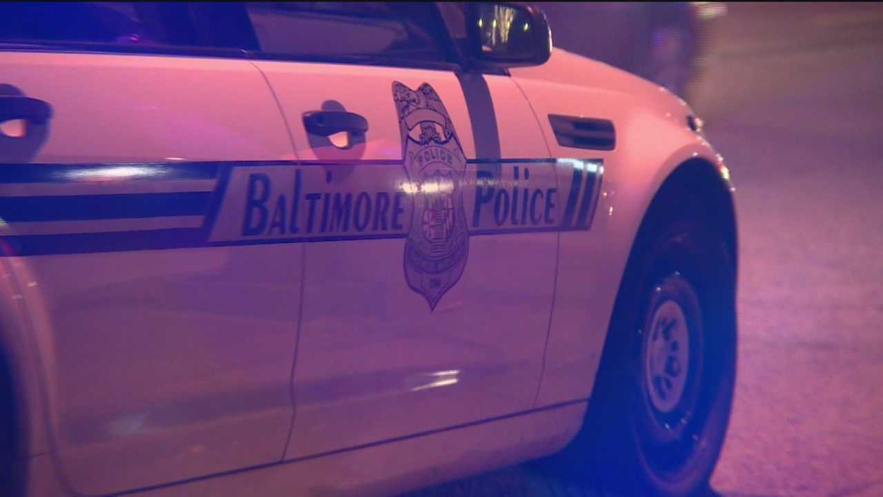 Baltimore police, supplemented by state police, increase patrols in the southeast district after a woman was found murdered inside her Highlandtown home.