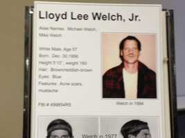 Authorities said Lloyd Lee Welch, 58, aka Michael Welch, is a person of interest in the disappearance of sisters Sheila and Katherine Lyon from a popular suburban Washington D.C. shopping center on March 25, 1975. Read the full story here.