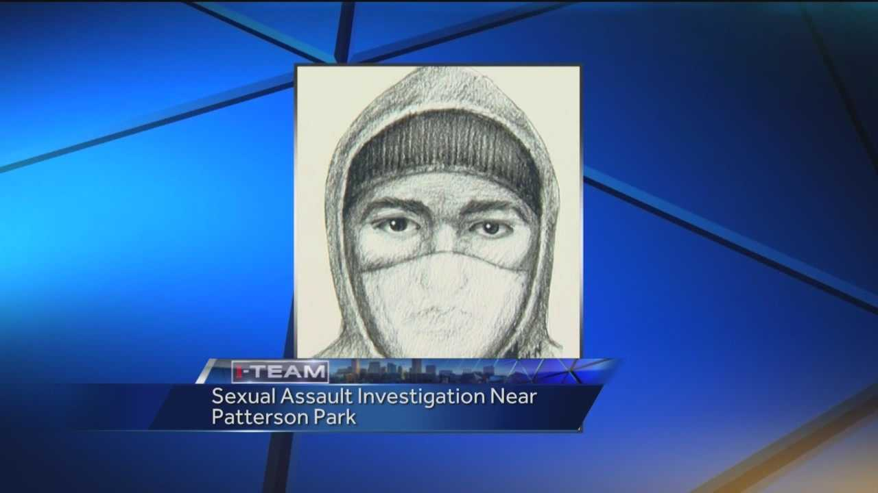 Patterson Park rapist sketch