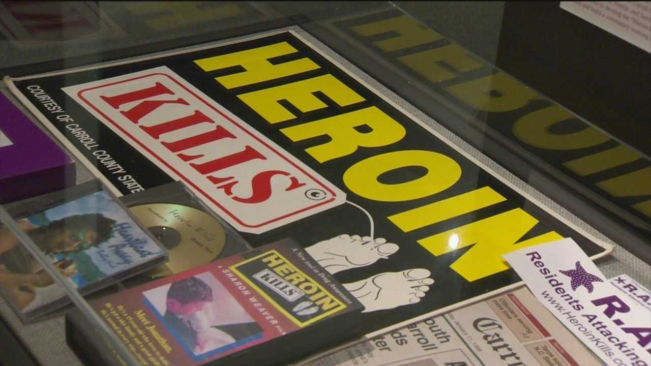 The world of illegal drugs and its effects on people and the community is the subject of a new exhibit at the Maryland Science Center.